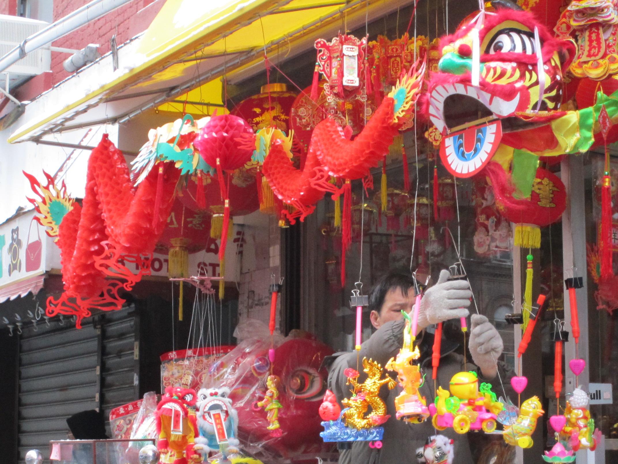 Chinatown New York History Walks